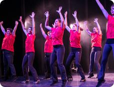 Dansles in De Boei!!